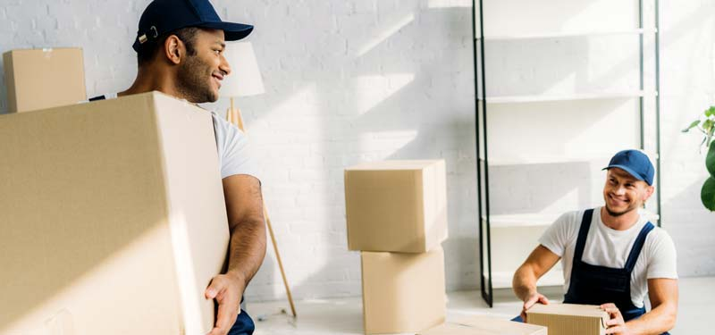 long distance movers & packers